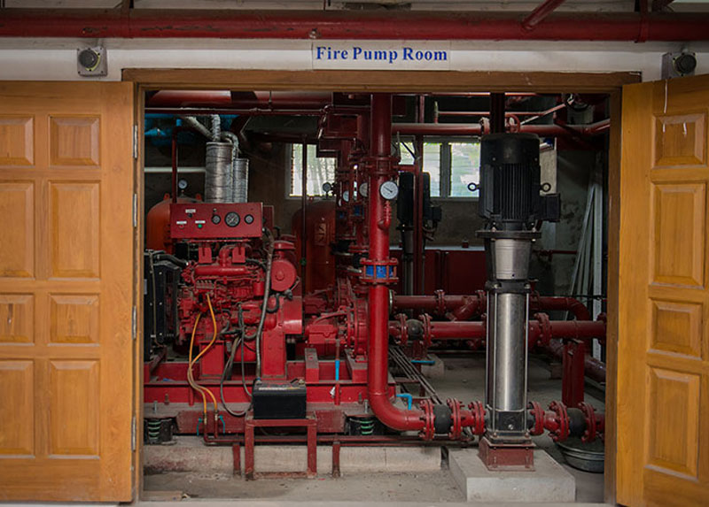 FIRE FIGHTING AND EMERGENCY SYSTEM